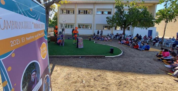 Xirivella recupera el teatre infantil
