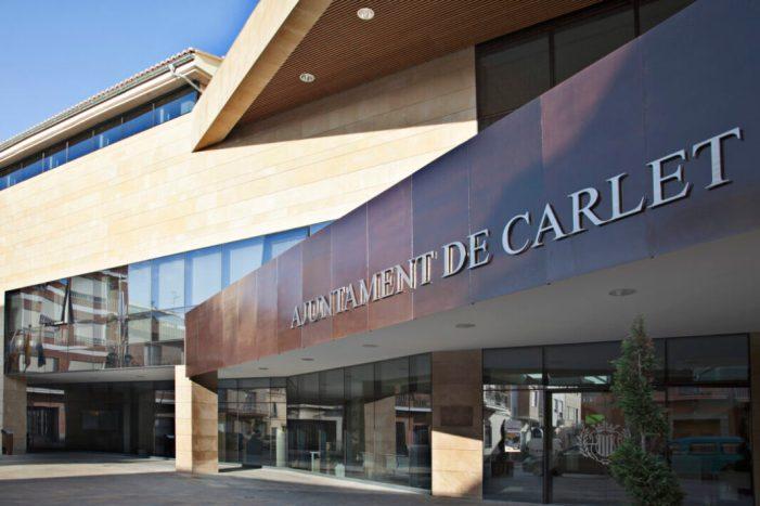 Carlet destinarà 10.000 € a emprenedors i microempreses