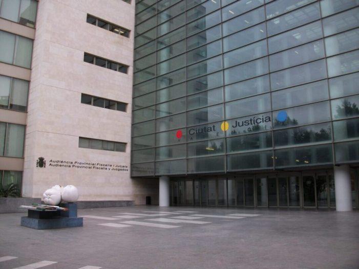 Justícia duu a terme la formació de més d'un centenar d'interins per a reforçar les plantilles dels jutjats valencians