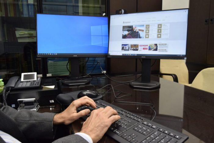 Burjassot renova mitjançant rènting el parc informàtic municipal amb més de 300 noves unitats