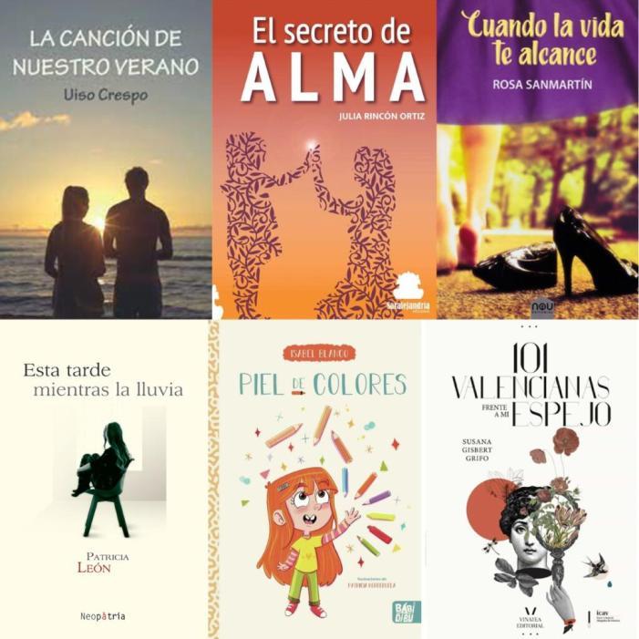 Quart de Poblet, un mes replet de cultura amb la presentació de diversos llibres