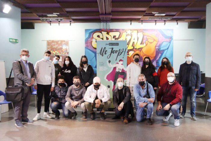 13 Joves d'Alaquàs participen en el programa jove oportunitat
