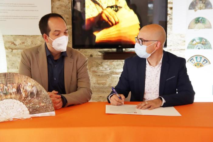 L'Ajuntament d'Alaquàs s'adhereix a la candidatura d'Aldaia com a ciutat creativa de la UNESCO