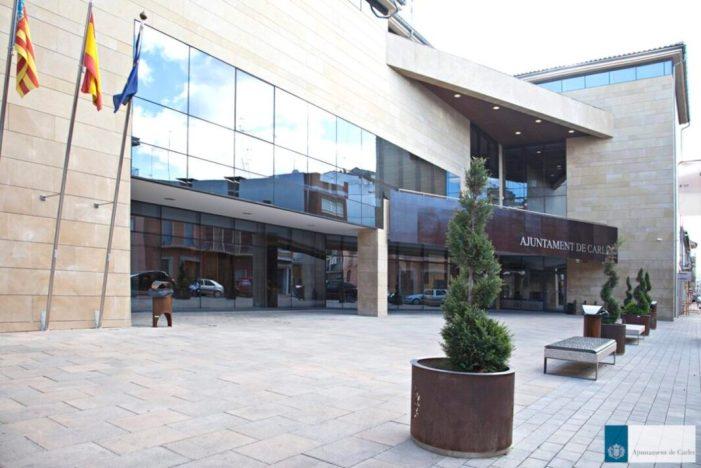 L'Ajuntament de Carlet sol·licita a la Conselleria de Sanitat que habilite el punt de vacunació de la ciutat