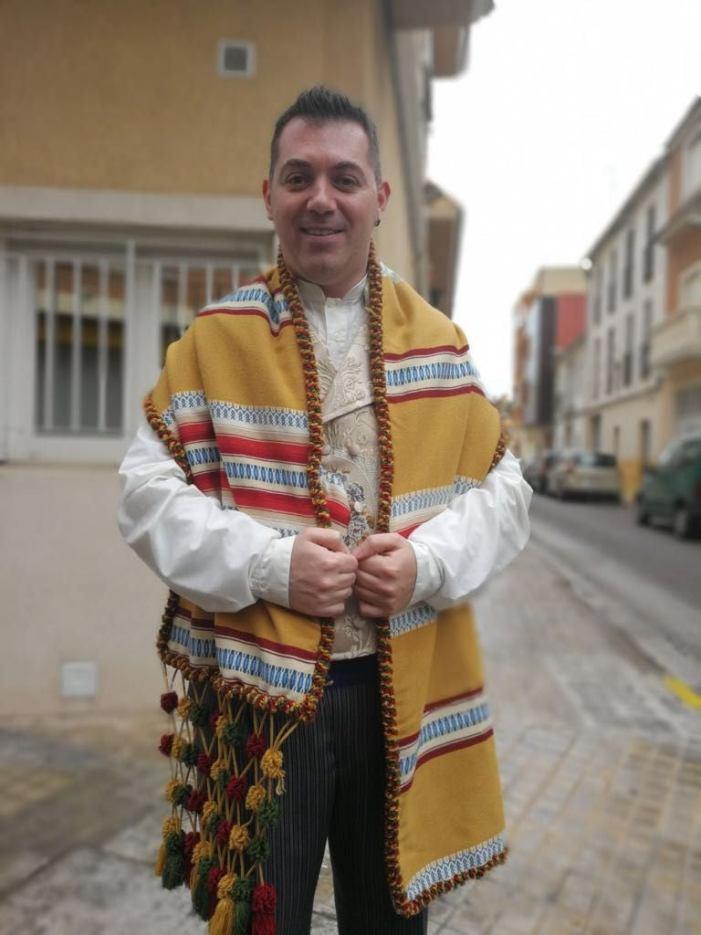 Juan Antonio Pacha, nou president de la Junta Local Fallera de Foios