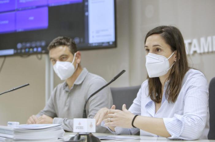 L'Ajuntament de València és el primer de l'estat que impulsa la instal·lació de mesuradors de co₂ per a dotar de major seguretat els espais tancats