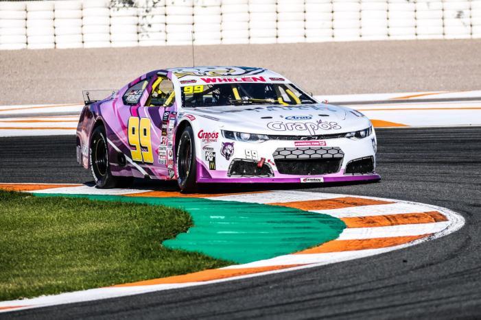 El Circuit Ricardo Tormo celebra l'inici de les Whelen NASCAR Euro Series 2021