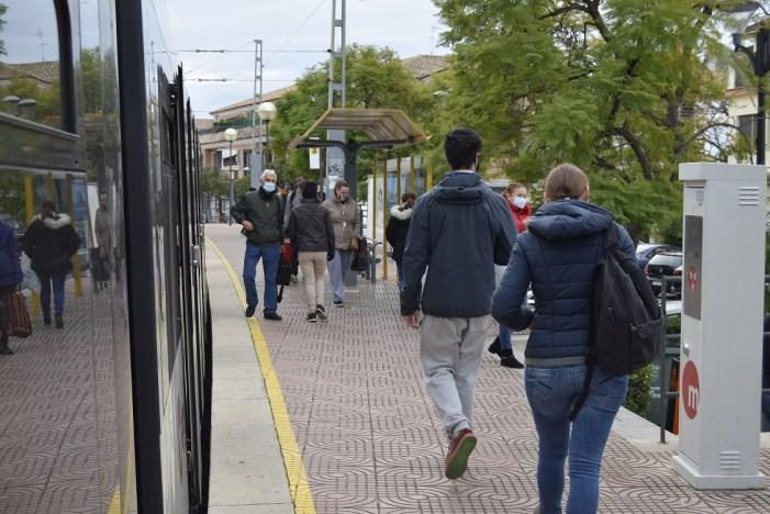 La Generalitat va facilitar la mobilitat de 3 milions de persones usuàries en Metrovalencia a l'abril