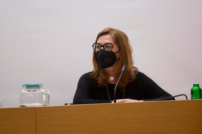 Eva Sanchis s'acomiada com a alcaldessa de Godella després de set anys en el càrrec