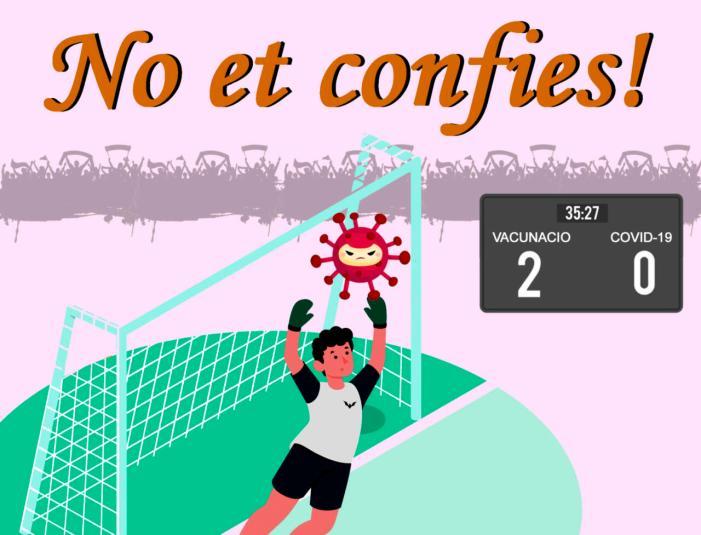 El Departament de Salut de la Ribera posa en marxa una campanya de conscienciació per a evitar una nova onada de coronavirus