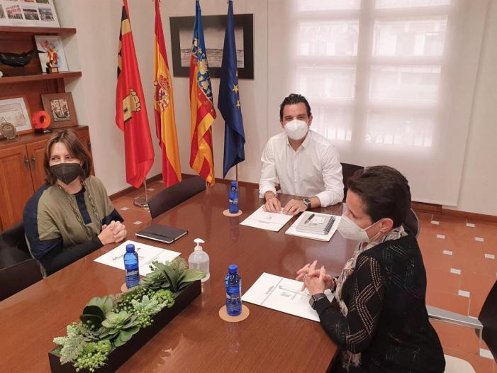 La Generalitat i l'Ajuntament de Paterna col·laboraran en la construcció del Mausoleu de les víctimes de la Guerra Civil i el franquisme