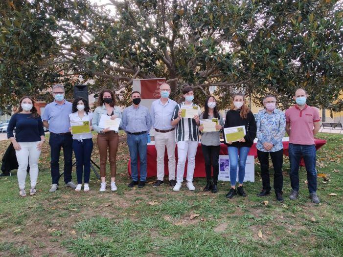 Es lliuren els guardons de la XXVI Edició dels Premis Literaris Ciutat de Carcaixent