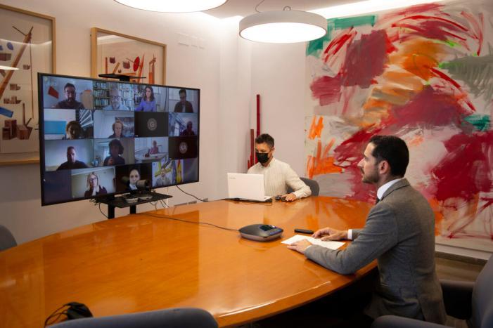 Mislata lidera davant Europa un projecte juvenil d'innovació i noves tecnologies per a donar més oportunitats formatives