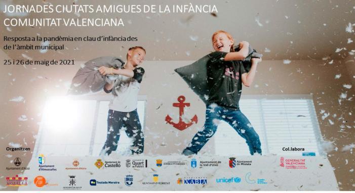 Alzira participa en les jornades de les Ciutats Amigues de la Infància (CAI)