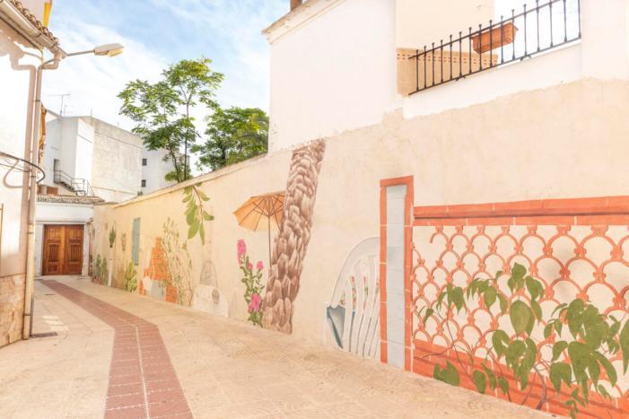 Torna l'art al carrer amb Cromàpica, el Festival d'Art Urbà a Picassent