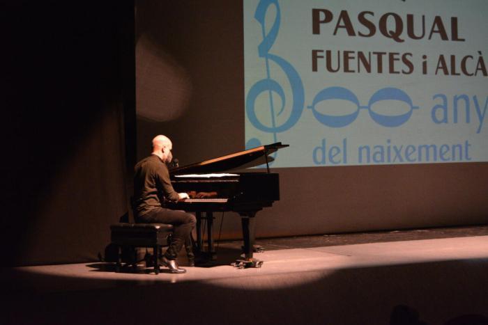 L'Ajuntament d'Aldaia presenta un documental del compositor Pasqual Fuentes i Alcàsser