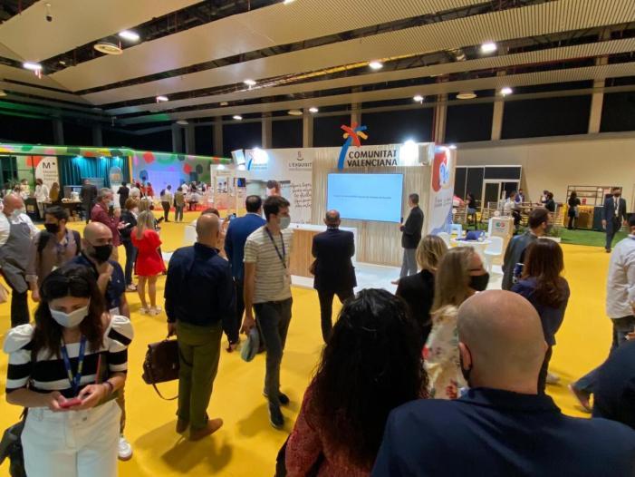 Turisme porta la gastronomia de la Comunitat Valenciana a Madrid Fusió