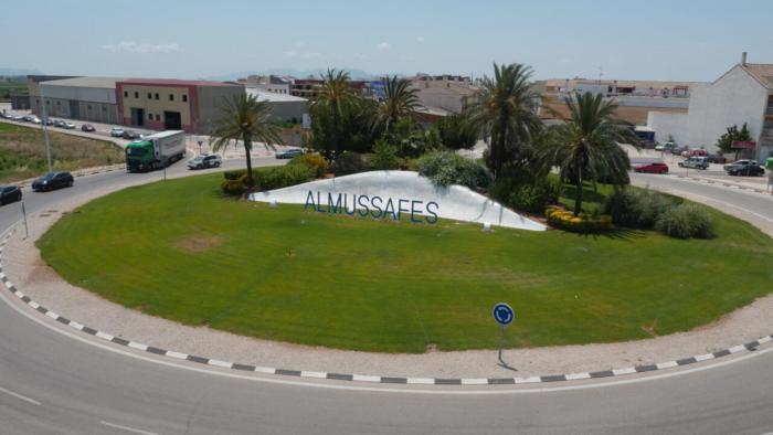 El deute viu de l'Ajuntament d'Almussafes es redueix en altres 380.244 euros des del començament de 2021