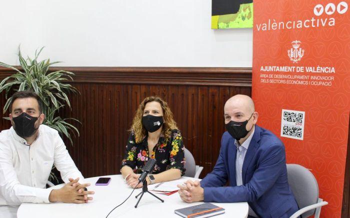 València activa i eoi aposten per la formació en digitalització per a lluitar contra la desocupació juvenil