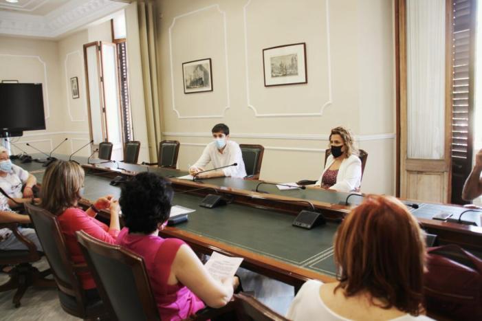 L'Ajuntament de València es reuneix amb la plataforma de veïns 'sí al PAI' de Benimaclet