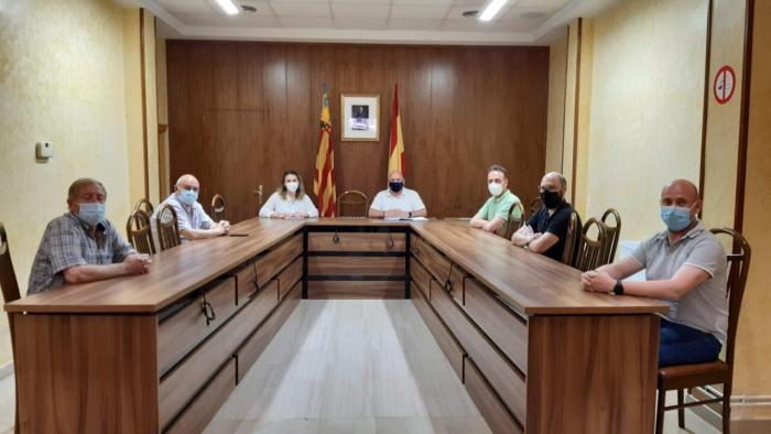 Les comissions falleres de Turís rebran 1.500 euros per al monument de setembre