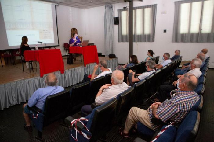 Godella presenta el projecte de renovació del Centre de Serveis Socials Villa Teresita