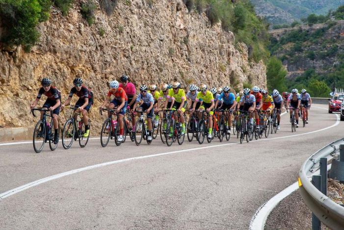 Sumacàrcer corona Nacho Bautista com a nou campió de ciclisme cadet de la Comunitat Valenciana