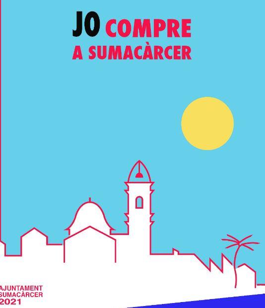 Impuls de 10.000 euros al comerç local amb la campanya 'Jo compre a Sumacàrcer'