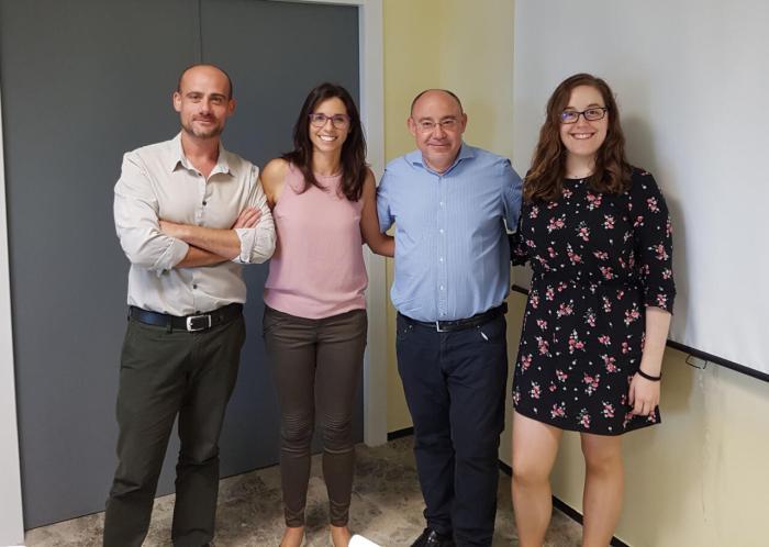 La Universitat de València implementarà projectes d'economia circular en els sectors farmacèutic i tèxtil de diversos països euromediterranis