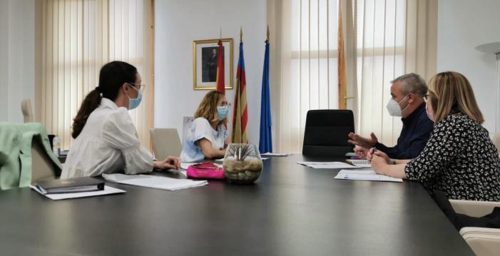 L'Ajuntament d'Alberic rep una subvenció de 12.000 € de la Conselleria de Polítiques Inclusives