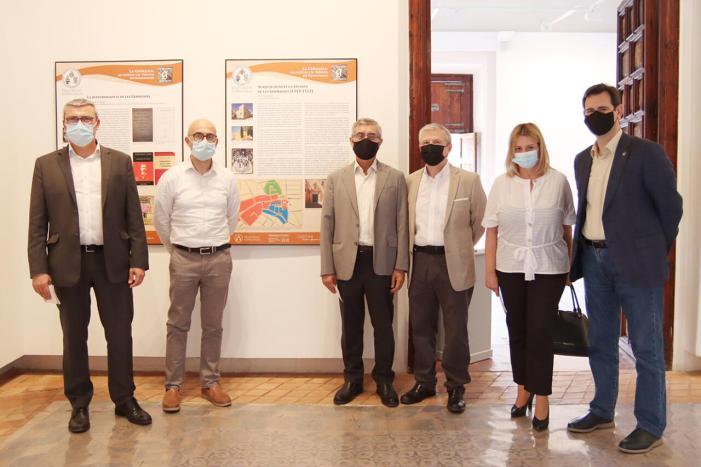 La mostra itinerant 'La Germania: un conflicte a la València del Renaixement' s'exposa a Alaquàs