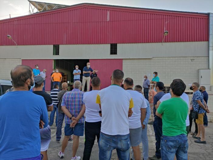 Comencen 55 treballadors per a fer manteniment mediambiental a Alzira