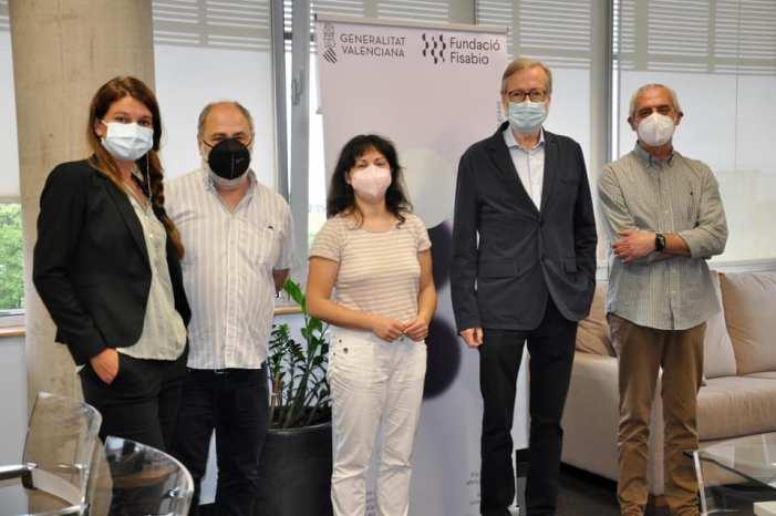 Intersindical Valenciana dóna la subvenció a sindicats a projectes d'investigació sobre la COVID-19