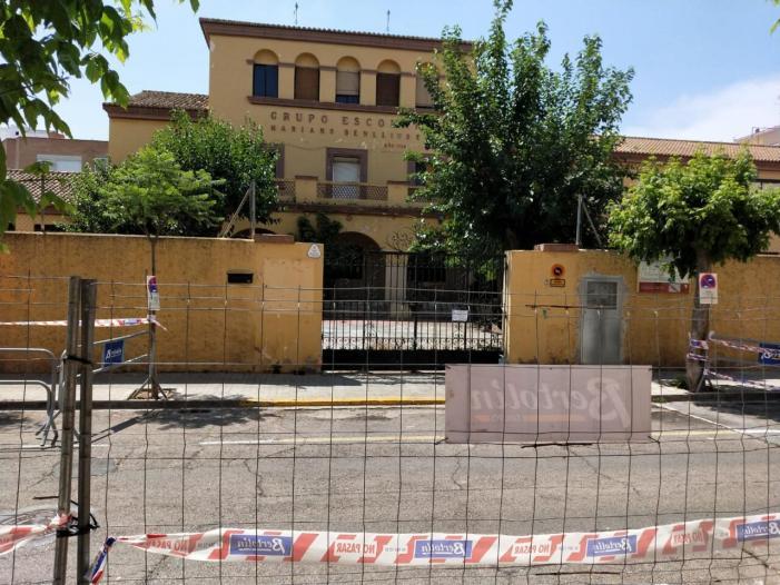 Comencen les obres de la nova Biblioteca Municipal d'Aldaia