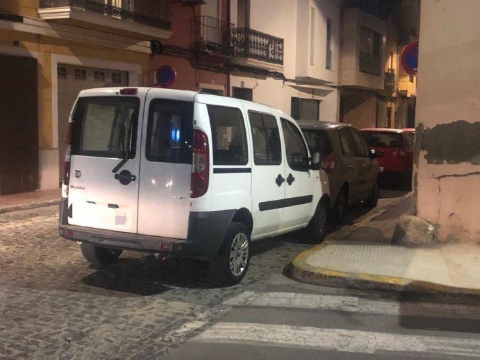 Compromís d'Alginet: Vehicles de l'Ajuntament d'Alginet apareixen dia rere dia mal aparcats