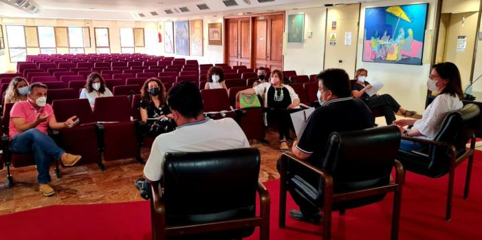 Serveis Urbans d'Alzira presenta l'estat de comptes del programa de manteniment dels centres educatius