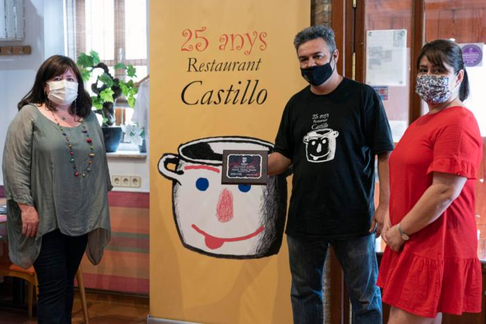 El Restaurant Castillo celebra 25 anys de vida i experiències gastronòmiques a Godella