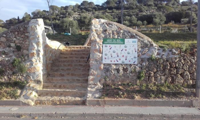 S'aprova la construcció de noves parcel·les d'hort comunitari a l'Hort de Ros d'Alzira