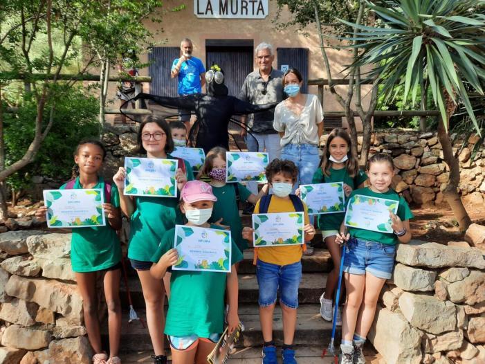 Ha finalitzat la Boscoleta d'estiu de la Murta a Alzira