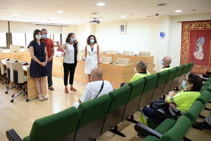 L'Ajuntament de Paiporta incorpora sis persones per a tasques de neteja i manteniment