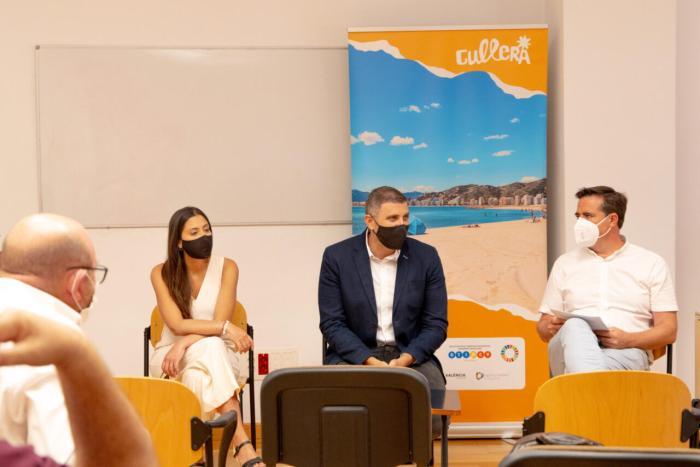 Cullera avança en la seua aposta per un turisme intel·ligent i sostenible