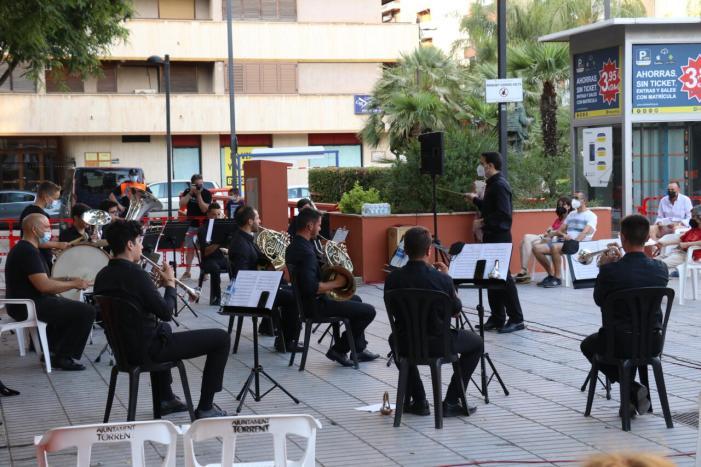 Música a la Fresca torna a les places de Torrent amb totes les mesures de seguretat