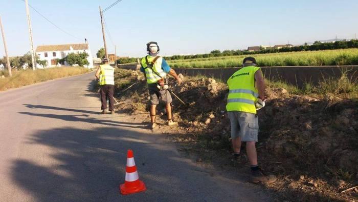 Foios contracta sis peons agrícoles per als mesos d'estiu