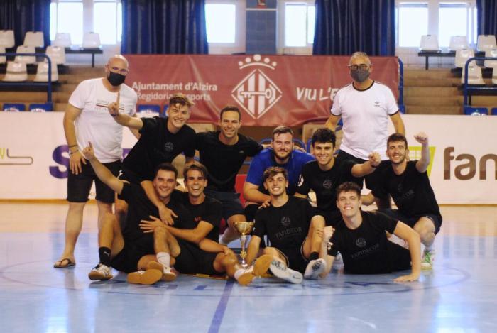 Alzira celebra la XXXVII edició de les 24H de Futbol Sala de Sant Bernat