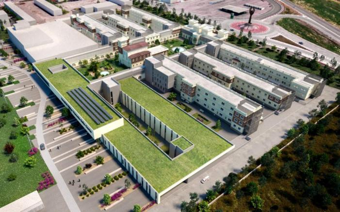 Mislata veu complit el compromís de la Generalitat Valenciana de rehabilitar l'Hospital Militar