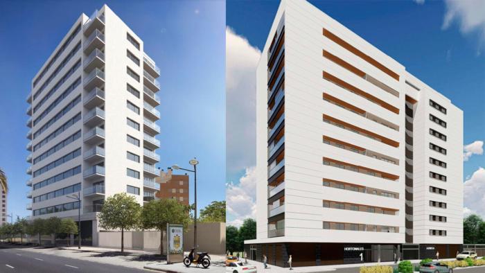 Urbanisme concedix llicència a AUMSA per  construir a València 184 vivendes de lloguer assequible