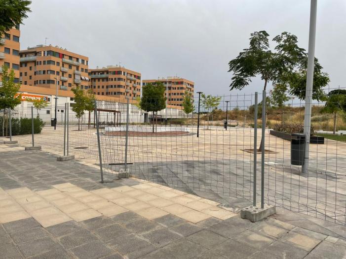 Compromís per Torrent demana l'obertura del passeig annexe al futur Palau de Justícia al Parc Central