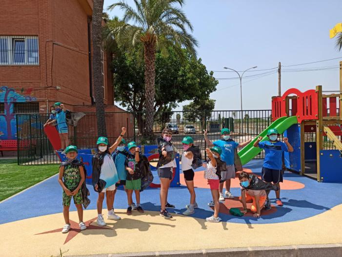 Més de 300 xiquets i xiquetes han participat enguany a Meliana de l'escola d'estiu i l'estiu urbà