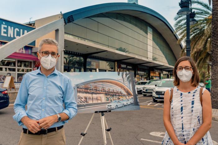 La Generalitat invertirà 640.000 euros a millorar la seguretat i habitabilitat de l'Estació d'Autobusos de València