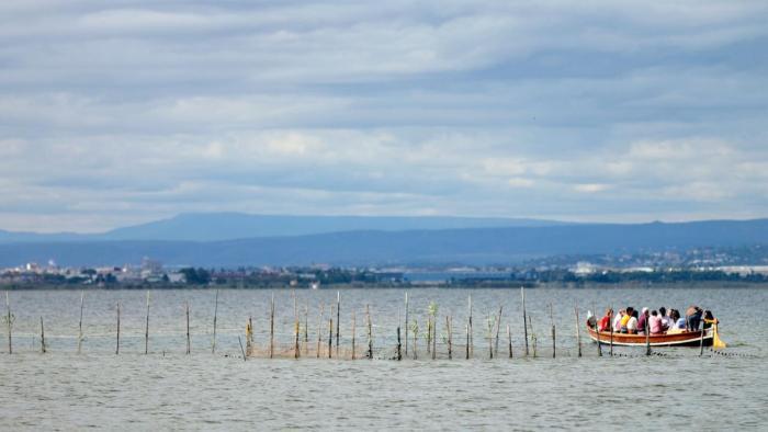 L'Albufera incorpora la primera barca elèctrica municipal per a la vigilància i gestió del llac